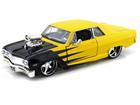 Imagem - Chevrolet: Malibu SS (1965) - AllStars - Amarelo - 1:24 - Maisto