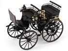 Daimler: Motorkutsche (1886) - Preto - 1:18
