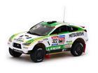 Mitsubishi: Lancer #322 - Rally Dakar (2010) - 1:43