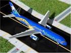 America West Airlines: Boeing 757-200 - Gemini Jets - 1:400