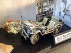 Us Army: Jeep Willys (Bastogne 1944) - 1:32 - Forces of Valor