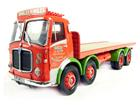 AEC: MKV 8 Wheel Plataform Lorry -