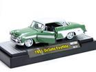 DeSoto: Fireflite (1955) Auto Thentics - Verde - 1:64 - M2 Machines