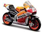 Imagem - Honda: RC213V - #26 Dani Pedrosa - Repsol Honda Team - MotoGP 2014 - 1:18 - Maisto