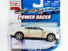 Imagem - Nissan: GT-R (2009) - Prata - Fresh Metal - 1:40 - Maisto