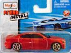 Imagem - Dodge: Charger R/T (2011) - Vermelho - Fresh Metal - 7 cm - Maisto