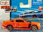 Imagem - Ford: Mustang Boss 302 - Laranja - Fresh Metal - 7 cm - Maisto