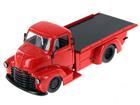 Imagem - Chevrolet: Coe Flatbed (1952) Just Trucks - Vermelho - 1:24 - Jada
