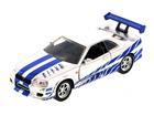 Nissan: Skyline GT-R R34 Brian's (2002) Velozes e Furiosos - Jada - 1:32