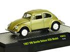 Imagem - Volkswagen: Beetle / Fusca Deluxe USA Model (1967) Bege - M2 Machines - 1:64