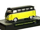 Volkswagen: Kombi Microbus 15 Window USA Model (1958) Verde / Preto - M2 Machines - 1:6