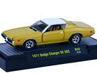Imagem - Dodge: Charger SE 383 (1971) - Amarelo - 1:64 - M2 Machines