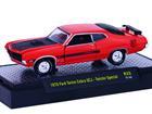 Ford: Torino Cobra SCJ (1970) Vermelho - M2 Machines - 1:64
