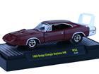 Imagem - Dodge: Charger Daytona 440 (1969) - Marrom - 1:64 - M2 Machines