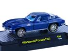 Imagem - Chevrolet: Corvette 427 (1966) - Azul - 1:64 - M2 Machines