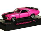 Imagem - Ford: Mustang Mach 1 351 (1970) Rosa - M2 Machines - 1:64