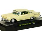 Imagem - Ford: Fairlane 500 (1957) Auto-Thentics - Creme - M2 Machines - 1:64