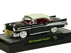 Imagem - Chevrolet: Bel Air (1957) Auto-Thentics - Preto - M2 Machines - 1:64