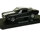 Ford: Shelby GT350 (1966) - Preto - 1:64 - M2 Machines