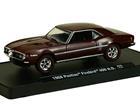 Imagem - Chevrolet: Pontiac Firebird 400 H.O. (1968) - Marrom - 1:64 - M2 Machines