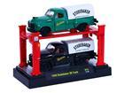 Imagem - Set: Studebaker 2R Truck (1949) - Verde/ Preto - 1:64 - Auto Lift