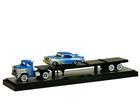 Imagem - Chevrolet: Caminhão LCF (1958)/ Chevrolet Bel Air (1957) - 1:64 - Auto Haulers