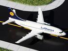 Imagem - Lufthansa: Boeing 737-500 D-ABIR Anklam - 1:400 - Gemini Jets