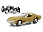 Imagem - Chevrolet: Corvette (1969) - Gas Monkey Garage - Hollywood - Série 12 - Dourado - 1:64 - Greenlight