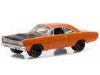 Plymouth: Road Runner 1/2 (1969) - Laranja - GL Muscle - Série 15 - 1:64 - Greenlight