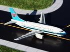 Imagem - China Southern: Boeing 737-500 - 1:400 - Gemini Jets
