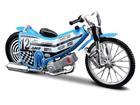 Imagem - Motocicleta Speedway - Azul - 1:18 - Maisto