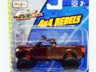 Imagem - Ford: F-150 XL 4x4 Rebels - Fresh Metal - Vermelho - 1:50 - Maisto