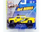 Imagem - Chevrolet: Silverado 1500 Z71 (2014) 4X4 Rebels - Fresh Metal - 1:52 - Maisto