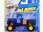 Imagem - Chevrolet: Pickup Rescue (1953) 4X4 Rebels - Fresh Metal - 1:36 - Maisto
