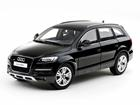 Imagem - Audi: Q7 Facelift (2009) - Preto - 1:18 - Kyosho