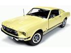 Imagem - Ford: Mustang GT 2+2 (1967) 50th Anniversary - Creme - 1:18 - Auto World