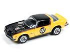 Imagem - Chevrolet: Camaro (1976) - Street Freaks - 2016 Series - Amarelo - 1:64 - Johnny Lightning