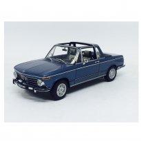 Imagem - BMW: 2002 Baur Cabrio (Conversível) - Azul - 1:18 - Autoart
