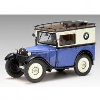 Imagem - BMW: DA2 Lieferwagen - Azul e Branco - 1:18 - Autoart