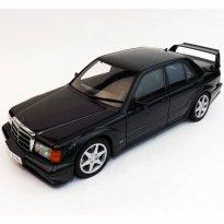 Imagem - Mercedes Benz: 190 E 2.5-16 Evolution II - Preto - 1:18 - Autoart