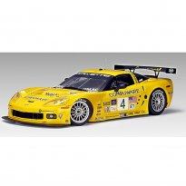 Imagem - Chevrolet: Corvette C6R #4 - Winner Laguna Seca (2005) - 1:18 - Autoart