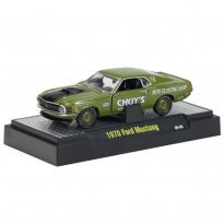 Imagem - Ford: Mustang (1970) - Auto Drags - 1:64 - M2 Machines
