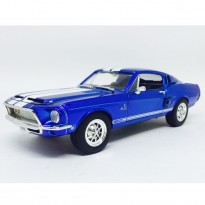 Ford: Shelby GT-500KR (1968) - Azul - 1:18 - Yat Ming