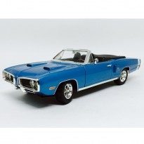 Dodge: Coronet R/T (1970) - Azul - 1:18 - Yat Ming