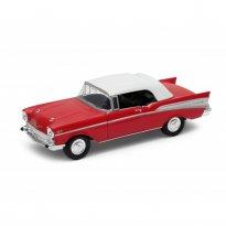 Imagem - Chevrolet: Bel Air (1957) - Vermelho - 1:34-1:39 - Welly