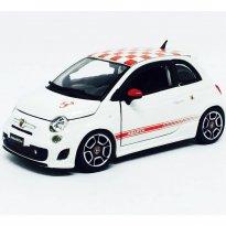 Imagem - Fiat: Abarth 500 (2008) - 1:24 - Burago