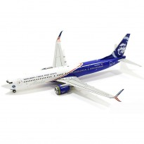 Imagem - Alaska Airlines: Boeing 737-900ER - 1:400 - Gemini Jets