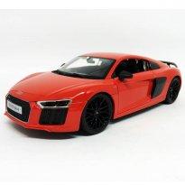 Imagem - Audi: R8 V10 Plus - Vermelho - 1:18 - Maisto