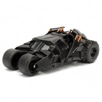 Imagem - Batmóvel: The Dark Knight (2008) - Metal Die Cast - 1:32 - Jada Toys