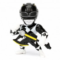 Imagem - Boneco Black Ranger M401 - Mighty Morphin Power Rangers - Metals Die Cast - Jada Toys
